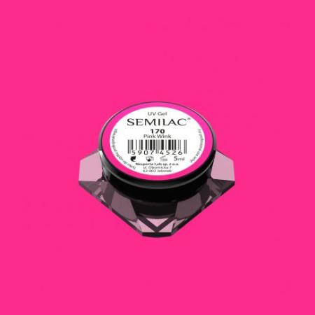 Farebný uv gél Semilac 170 NechtovyRAJ.sk - Daj svojim nechtom všetko, čo potrebujú