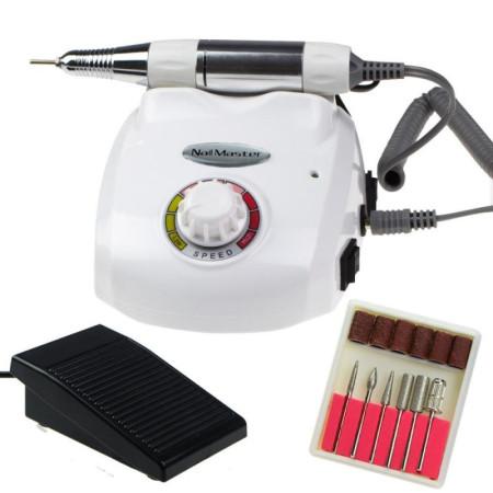 Brúska na nechty DM208- 35 W biela NechtovyRAJ.sk - Daj svojim nechtom všetko, čo potrebujú