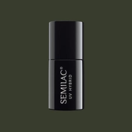 Semilac - gél lak 151 Army Green 7ml