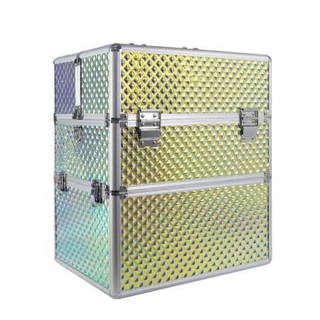 Dvojdielny kozmetický kufrík - Unicorn 203-1 NechtovyRAJ.sk - Daj svojim nechtom všetko, čo potrebujú
