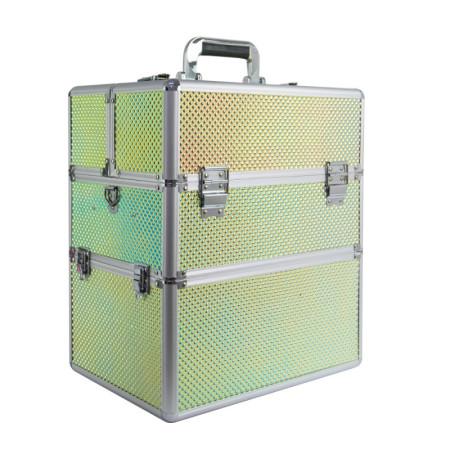 Dvojdielny kozmetický kufrík - Unicorn 204-1 NechtovyRAJ.sk - Daj svojim nechtom všetko, čo potrebujú