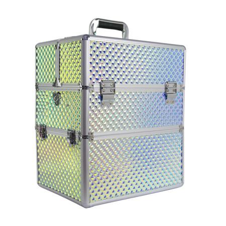 Dvojdielny kozmetický kufrík - Unicorn 203-3 NechtovyRAJ.sk - Daj svojim nechtom všetko, čo potrebujú