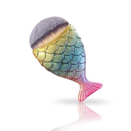 Kefka na make up a oprašovanie-rybka rainbow NechtovyRAJ.sk - Daj svojim nechtom všetko, čo potrebujú