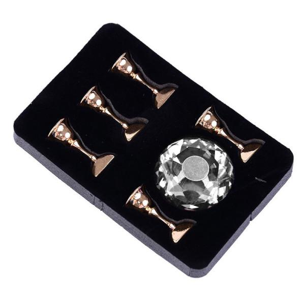 Prezentačný magnetický stojanček na tipy 04 NechtovyRAJ.sk - Daj svojim nechtom všetko, čo potrebujú