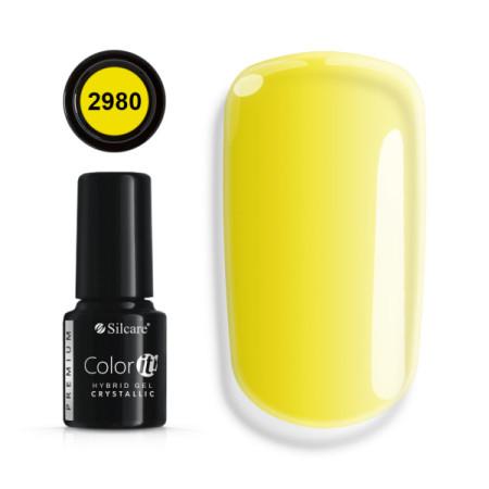 Gél lak Color IT Premium Crystallic 2980 6 ml NechtovyRAJ.sk - Daj svojim nechtom všetko, čo potrebujú