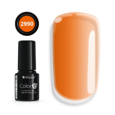 Gél lak Color IT Premium Crystallic 2990 6 ml NechtovyRAJ.sk - Daj svojim nechtom všetko, čo potrebujú
