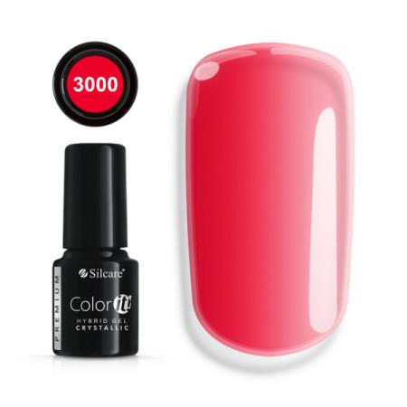 Gél lak Color IT Premium Crystallic 3000 6 ml NechtovyRAJ.sk - Daj svojim nechtom všetko, čo potrebujú