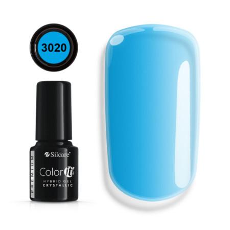 Gél lak Color IT Premium Crystallic 3020 6 ml NechtovyRAJ.sk - Daj svojim nechtom všetko, čo potrebujú