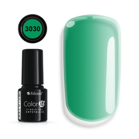 Gél lak Color IT Premium Crystallic 3030 6 ml