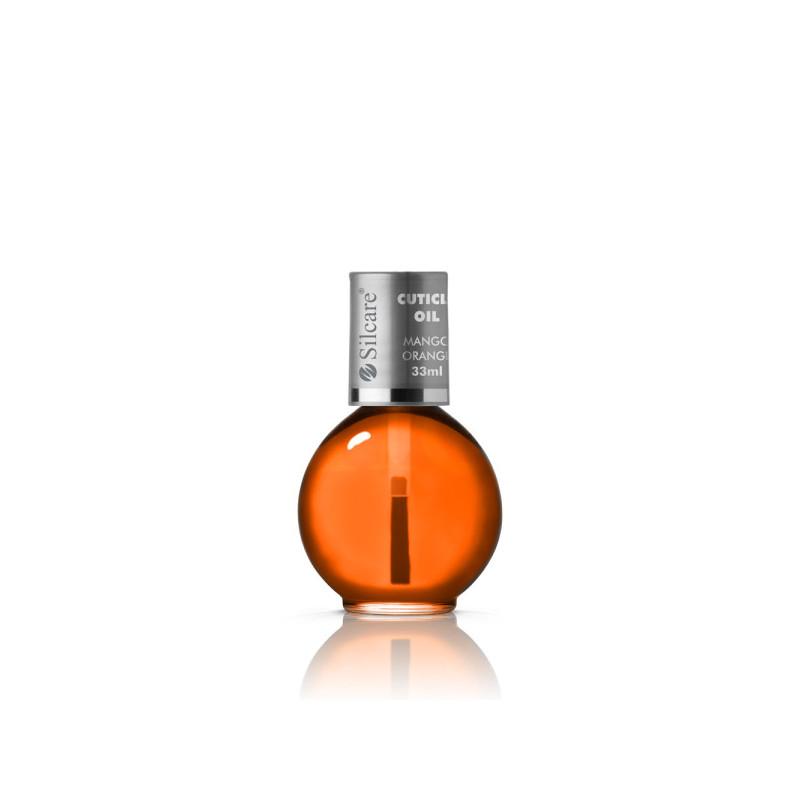 Silcare výživný olejček 33 ml - Pomaranč a Mango NechtovyRAJ.sk - Daj svojim nechtom všetko, čo potrebujú