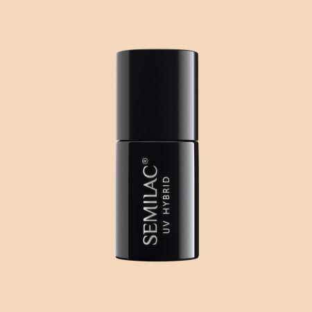 Semilac - gél lak 176 Almond Butter mini 3ml