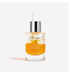 Semilac olejček Orange Strenght s kvietkami 10ml