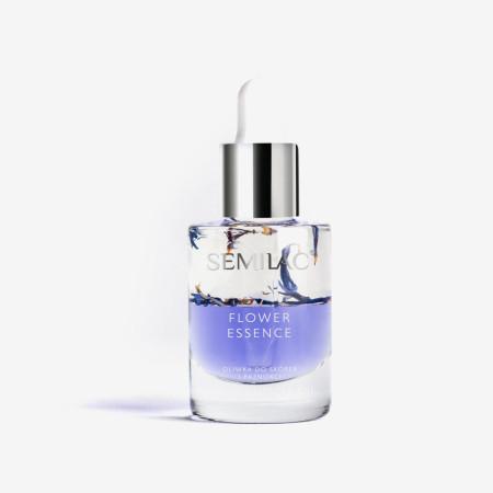 Semilac olejček Violet Energy s kvietkami 10ml NechtovyRAJ.sk - Daj svojim nechtom všetko, čo potrebujú