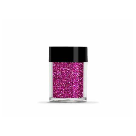 Glitrový prášok 8g LECENTÉ™ Darkest Pink Holographic 21. NechtovyRAJ.sk - Daj svojim nechtom všetko, čo potrebujú