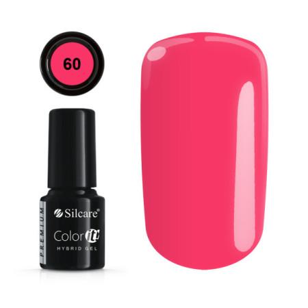 Gél lak Color IT Premium 60 6 ml NechtovyRAJ.sk - Daj svojim nechtom všetko, čo potrebujú
