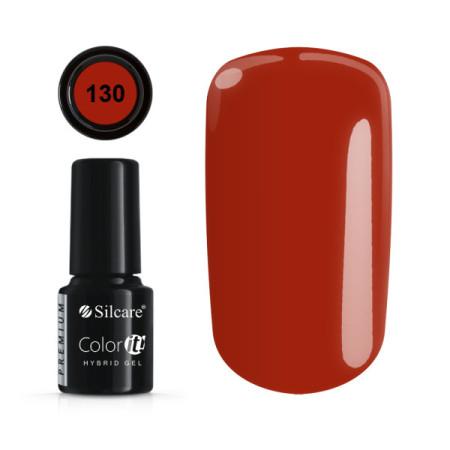 Gél lak Color IT Premium 130 6 ml