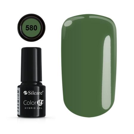 Gél lak Color IT Premium 580 6 ml NechtovyRAJ.sk - Daj svojim nechtom všetko, čo potrebujú