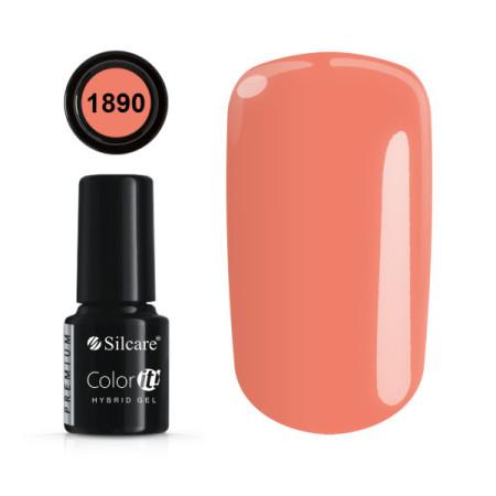 Gél lak Color IT Premium 1890 6ml NechtovyRAJ.sk - Daj svojim nechtom všetko, čo potrebujú