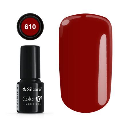 Gél lak Color IT Premium 610 6 ml NechtovyRAJ.sk - Daj svojim nechtom všetko, čo potrebujú