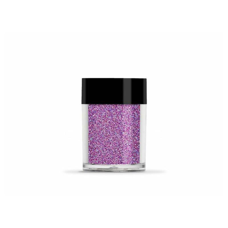 Glitrový prášok 8g LECENTÉ™ Lavender Holographic 24. NechtovyRAJ.sk - Daj svojim nechtom všetko, čo potrebujú