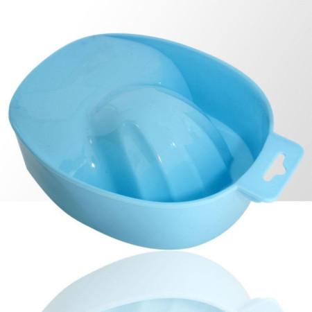 Miska na manikúru - modrá NechtovyRAJ.sk - Daj svojim nechtom všetko, čo potrebujú