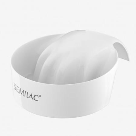 Miska na manikúru Semilac - biela NechtovyRAJ.sk - Daj svojim nechtom všetko, čo potrebujú