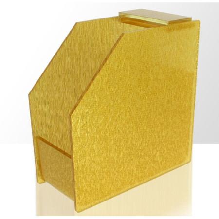Stojan na modelovacie šablony 07 - zlatý