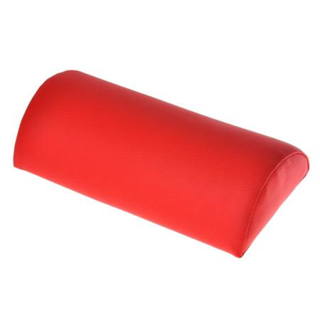 Podložka pod ruku - koženková červená NechtovyRAJ.sk - Daj svojim nechtom všetko, čo potrebujú
