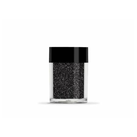 Glitrový prášok 8g LECENTÉ™ Black Ultra Fine 37. NechtovyRAJ.sk - Daj svojim nechtom všetko, čo potrebujú