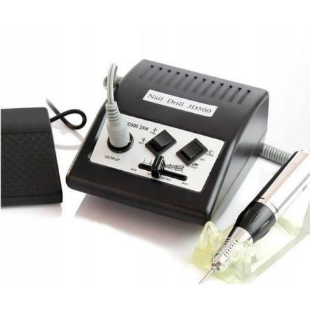 Elektrická brúska na nechty JSDA JD 500 čierna NechtovyRAJ.sk - Daj svojim nechtom všetko, čo potrebujú