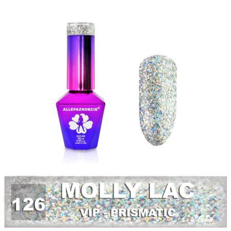 126. Gél lak na nechty Colours by Molly 10 ml NechtovyRAJ.sk - Daj svojim nechtom všetko, čo potrebujú