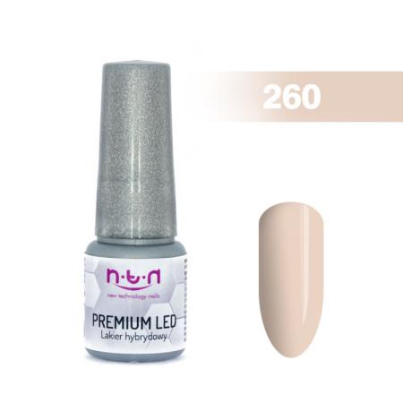 NTN Premium Led gél lak 260 6ml NechtovyRAJ.sk - Daj svojim nechtom všetko, čo potrebujú