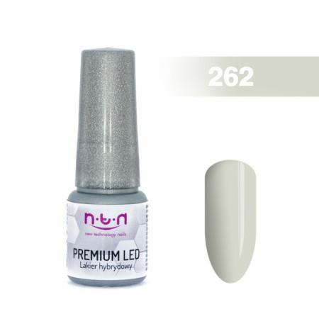 NTN Premium Led gél lak 262 6ml NechtovyRAJ.sk - Daj svojim nechtom všetko, čo potrebujú