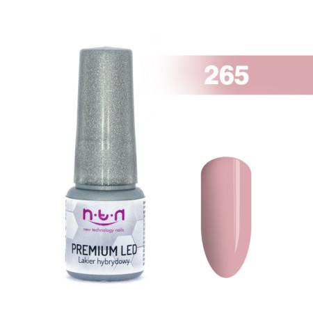 NTN Premium Led gél lak 265 6ml NechtovyRAJ.sk - Daj svojim nechtom všetko, čo potrebujú