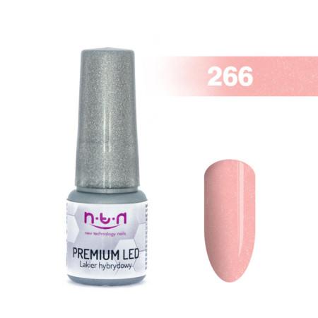 NTN Premium Led gél lak 266 6ml NechtovyRAJ.sk - Daj svojim nechtom všetko, čo potrebujú