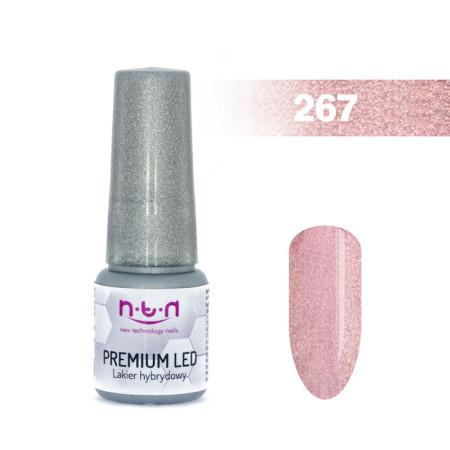 NTN Premium Led gél lak 267 6ml NechtovyRAJ.sk - Daj svojim nechtom všetko, čo potrebujú