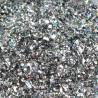 SemiFlash prášok na nechty Holo silver 690 NechtovyRAJ.sk - Daj svojim nechtom všetko, čo potrebujú
