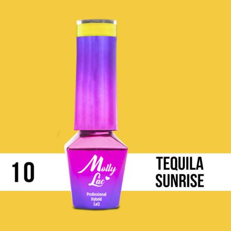10. MOLLY LAC gél lak -Tequila Sunrise 5ML NechtovyRAJ.sk - Daj svojim nechtom všetko, čo potrebujú