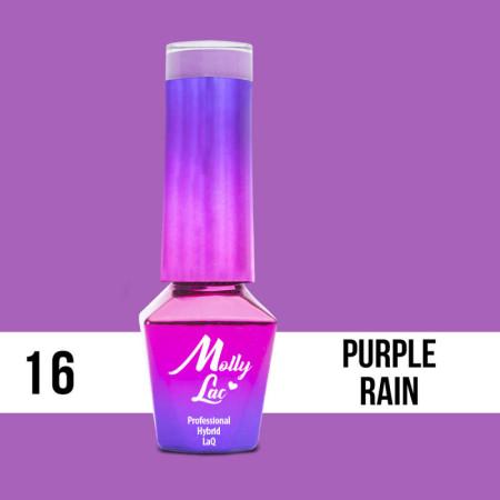 16. MOLLY LAC gél lak -Purple Rain 5ML NechtovyRAJ.sk - Daj svojim nechtom všetko, čo potrebujú