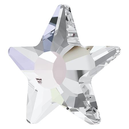 Swarovski hviezda AB 5 mm NechtovyRAJ.sk - Daj svojim nechtom všetko, čo potrebujú
