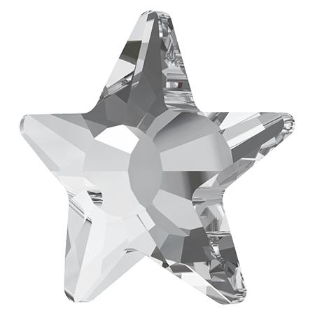 Swarovski hviezda Crystal 5 mm