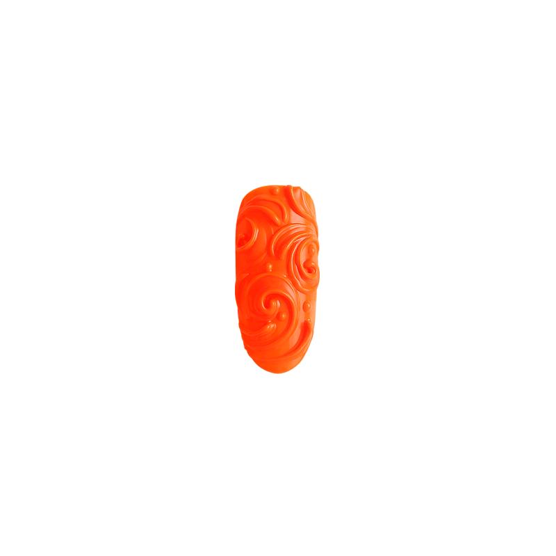 Bluesky 3D gél 04 - oranžový 8 ml NechtovyRAJ.sk - Daj svojim nechtom všetko, čo potrebujú