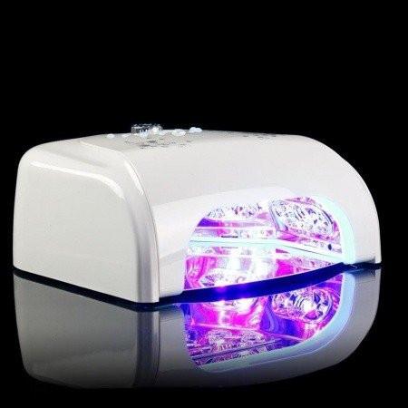 LED LAMPA 36 W so sušičkou biela NechtovyRAJ.sk - Daj svojim nechtom všetko, čo potrebujú