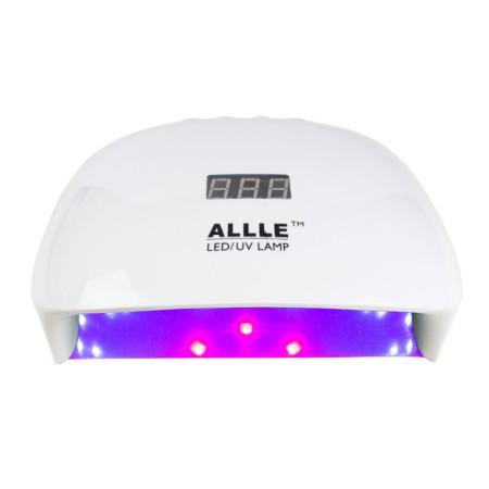 ALLLE UV/LED K5 LAMPA 48 W - biela NechtovyRAJ.sk - Daj svojim nechtom všetko, čo potrebujú