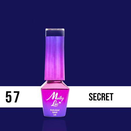 57. MOLLY LAC gél lak - Secret 5ML NechtovyRAJ.sk - Daj svojim nechtom všetko, čo potrebujú
