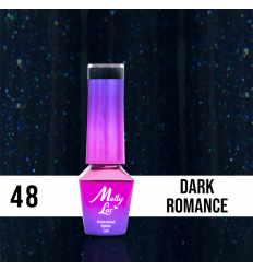 48. MOLLY LAC gél lak - Dark Romance 5ML