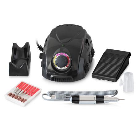 Elektrická brúska na nechty DM212 - 30 W čierna NechtovyRAJ.sk - Daj svojim nechtom všetko, čo potrebujú