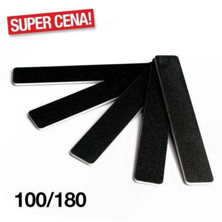 Pilník čierny hranatý 100/180 NechtovyRAJ.sk - Daj svojim nechtom všetko, čo potrebujú