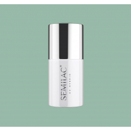 Semilac - gél lak Super Cover 558 Green Shot 7ml