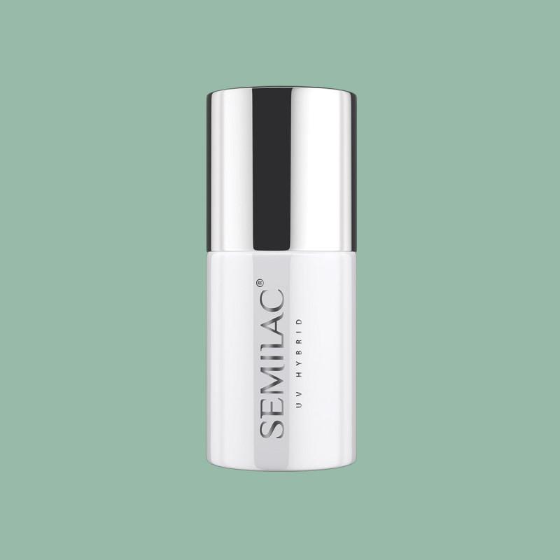 Semilac - gél lak Super Cover 558 Green Shot 7ml NechtovyRAJ.sk - Daj svojim nechtom všetko, čo potrebujú